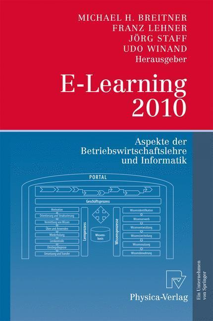 E-Learning 2010 als Buch von