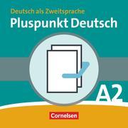 Pluspunkt Deutsch A2/2 neu Paket Kursbuch / Arbeitsbuch / Audio-CD
