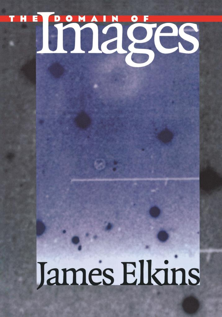 The Domain of Images als Buch von James Elkins