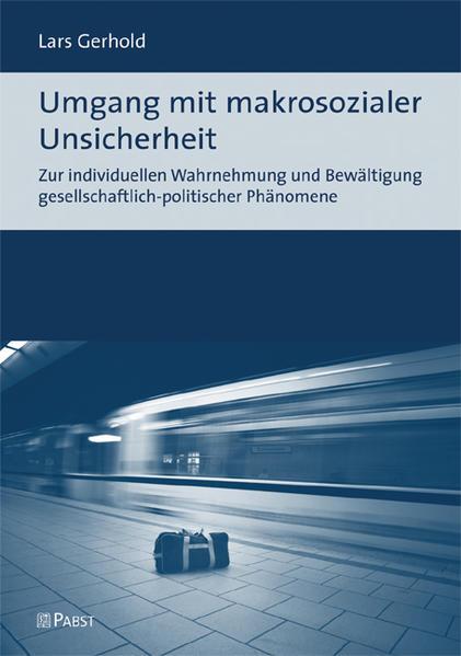 Umgang mit makrosozialer Unsicherheit als Buch ...