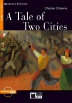 A TALE OF TWO CITIES +CD als Taschenbuch