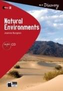 NATURAL ENVIRONMENTS+CD INGLES