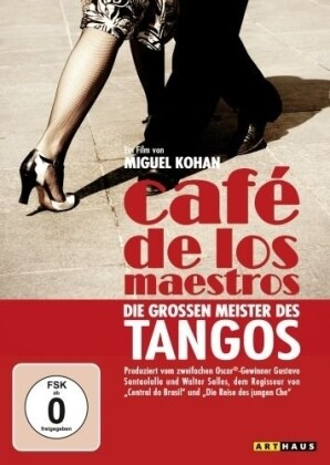 Café de los Maestros - Die großen Meister des T...