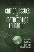 Critical Issues In Mathematics Education (PB)