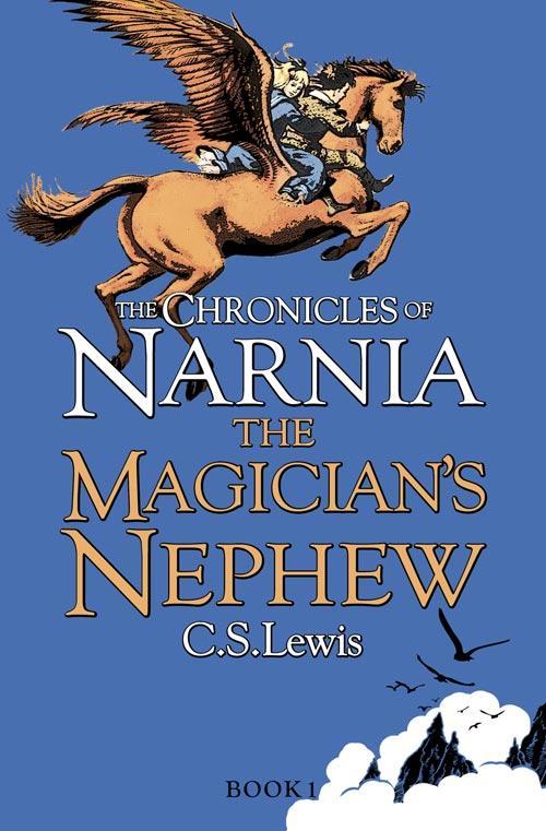 The Magician's Nephew als Taschenbuch