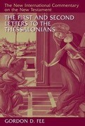 First and Second Letters to the Thessalonians