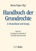 Europäische Grundrechte II, Universelle Menschenrechte