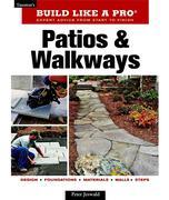 Patios and Walkways