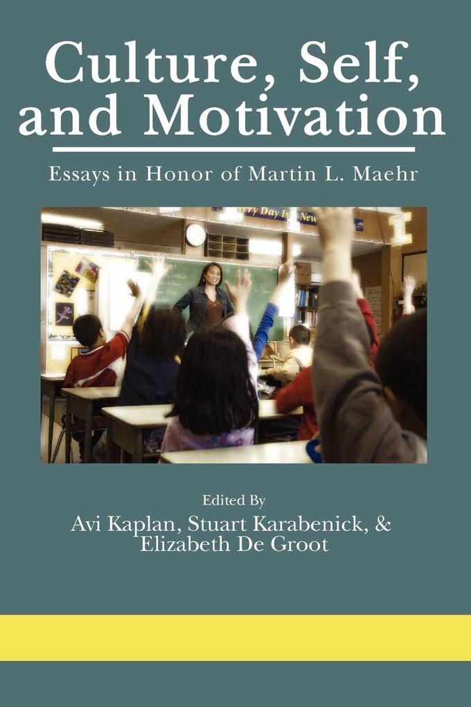 Culture, Self, and, Motivation als Taschenbuch von