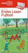 miniLÜK. Fußball Erstes Lesen