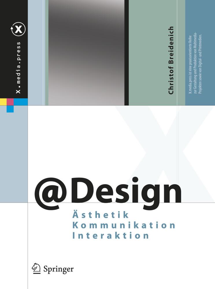@Design als Buch (gebunden)