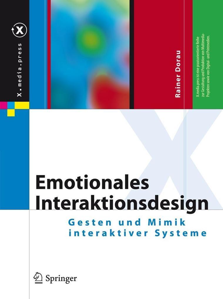 Emotionales Interaktionsdesign als Buch