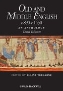 Old and Middle English c.890-c.1450: An Anthology
