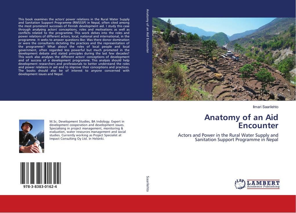 Anatomy of an Aid Encounter als Buch von Ilmari...