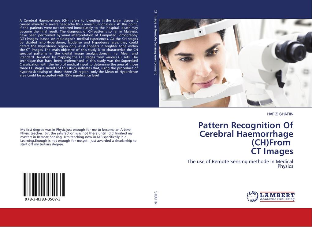 Pattern Recognition Of Cerebral Haemorrhage (CH...