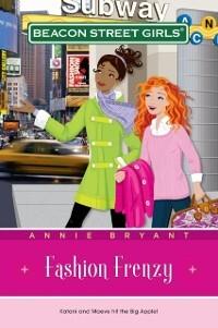 Fashion Frenzy als eBook Download von Annie Bryant