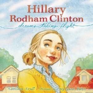 Hillary Rodham Clinton als eBook Download von Kathleen Krull - Kathleen Krull