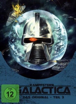 Kampfstern Galactica als DVD