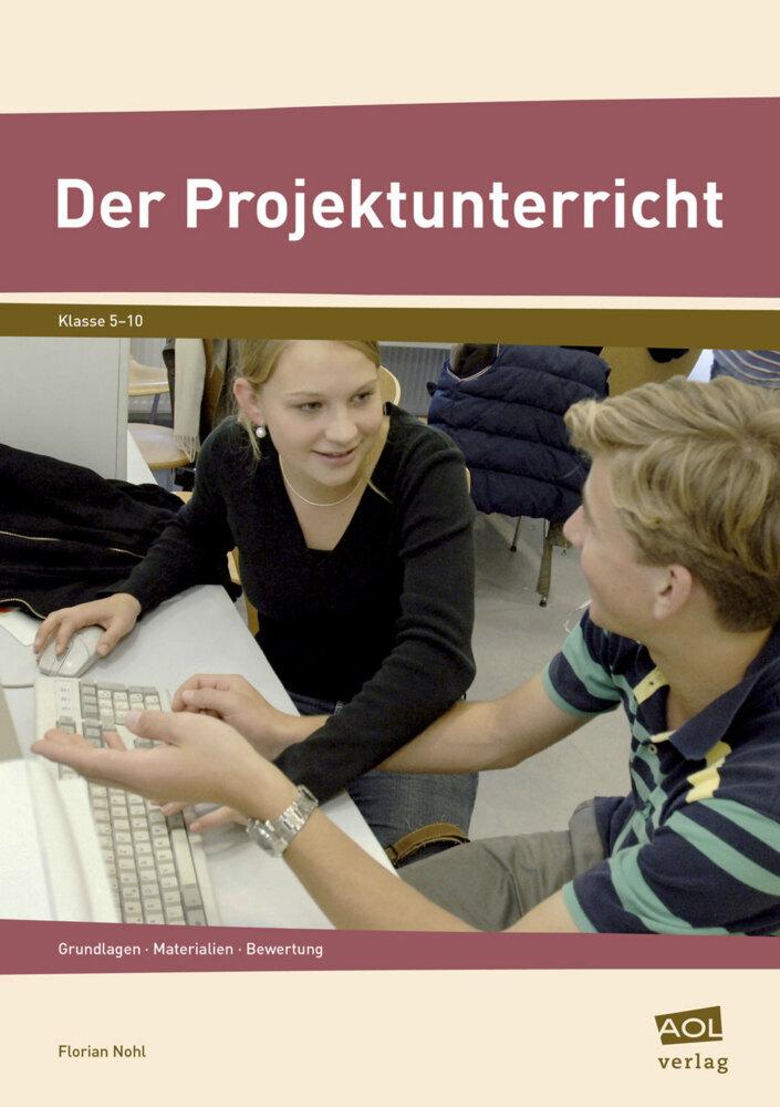 Der Projektunterricht als Buch von Florian Nohl