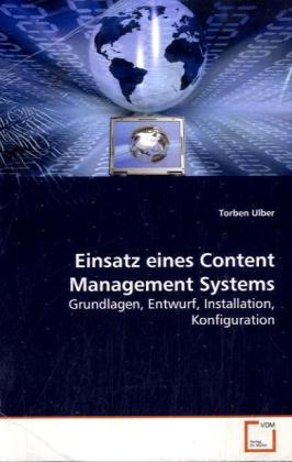 Einsatz eines Content Management Systems als Bu...