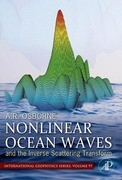 Nonlinear Ocean Waves and the Inverse Scattering Transform