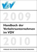 Handbuch der Verkehrsunternehmen im VDV 2009/2010