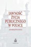 Jawnosc zycia publicznego w Polsce