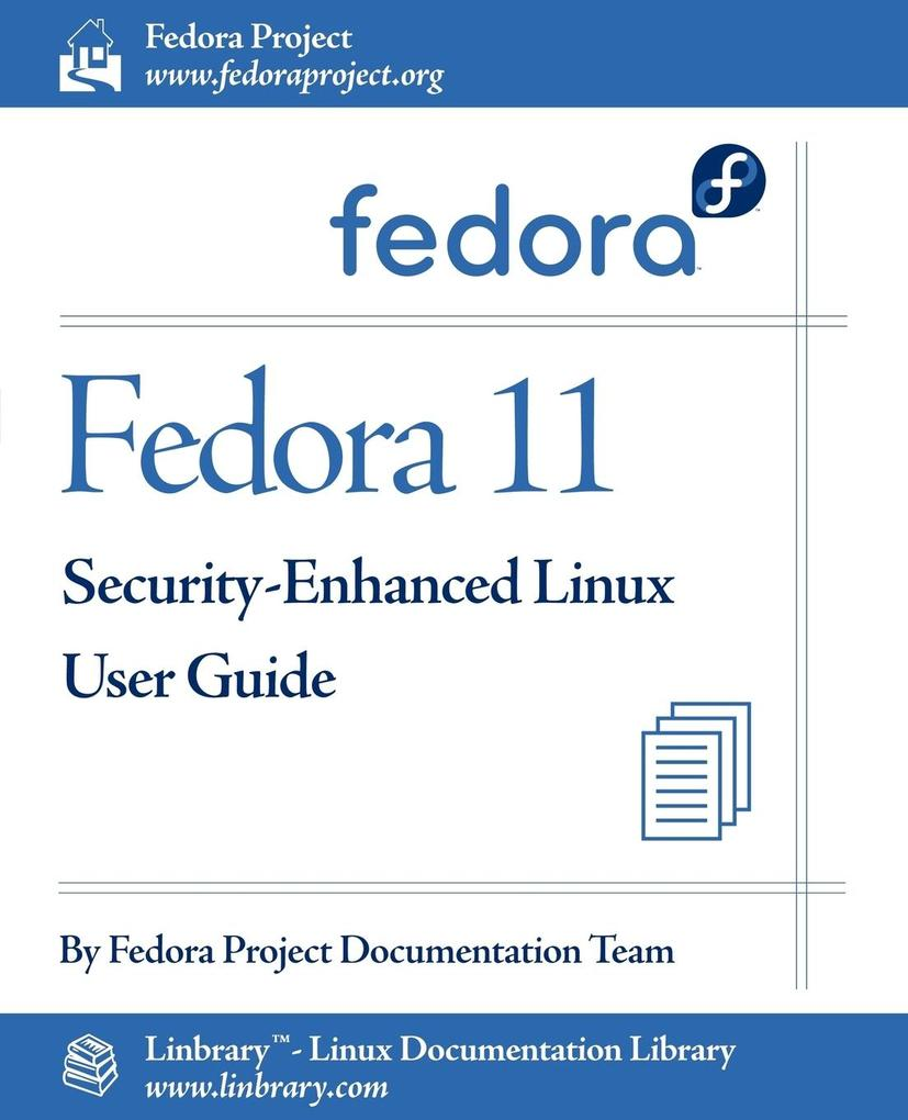 Fedora 11 Security-Enhanced Linux User Guide al...