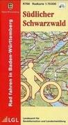 LGL BW 75 000 Rad Südlicher Schwarzwald