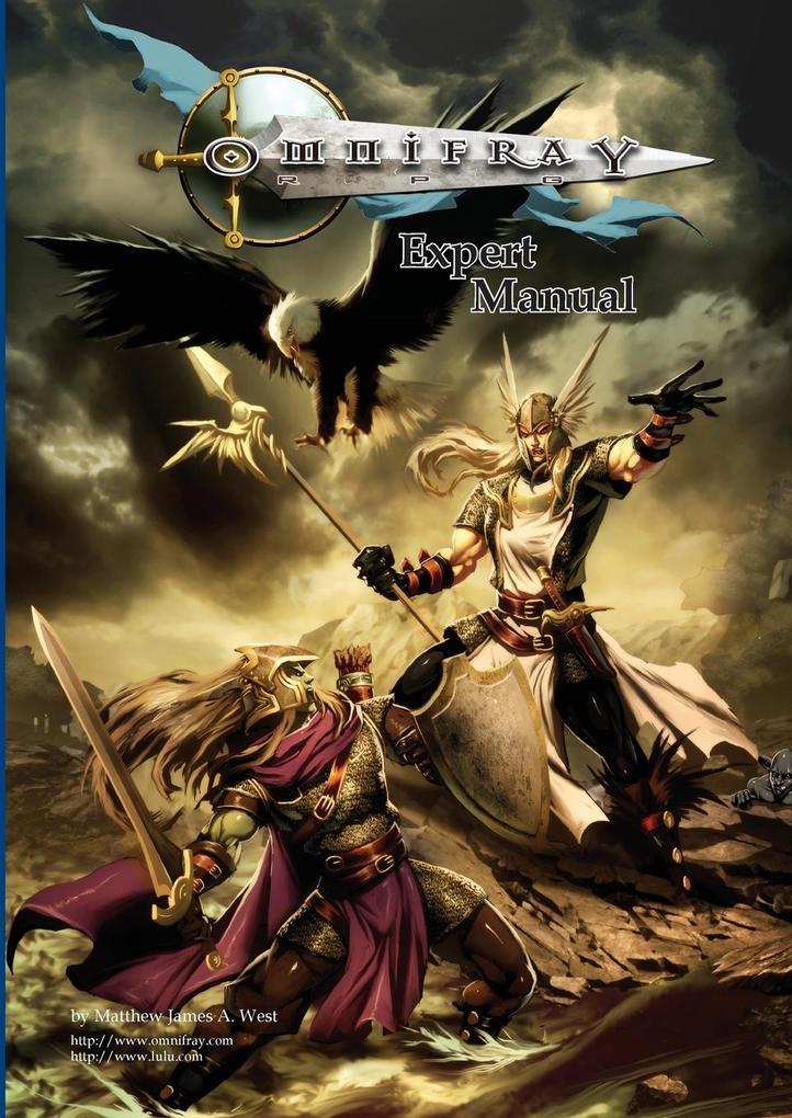 Omnifray RPG Expert Manual als Taschenbuch von ...