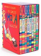 The Complete Ramona Collection: Beezus and Ramona, Ramona and Her Father, Ramona and Her Mother, Ramona Quimby, Age 8, Ramona Forever, Ramona the Brav