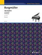 18 Etüden op. 109