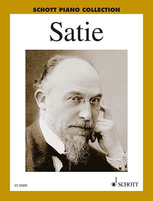 Erik Satie als Buch von Erik Satie
