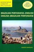 Brazilian Portuguese-English/English-Brazilian Portuguese Concise Dictionary