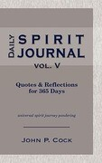 Daily Spirit Journal, Vol. V
