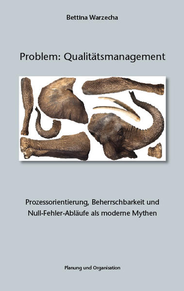 Problem: Qualitätsmanagement als Buch von Betti...