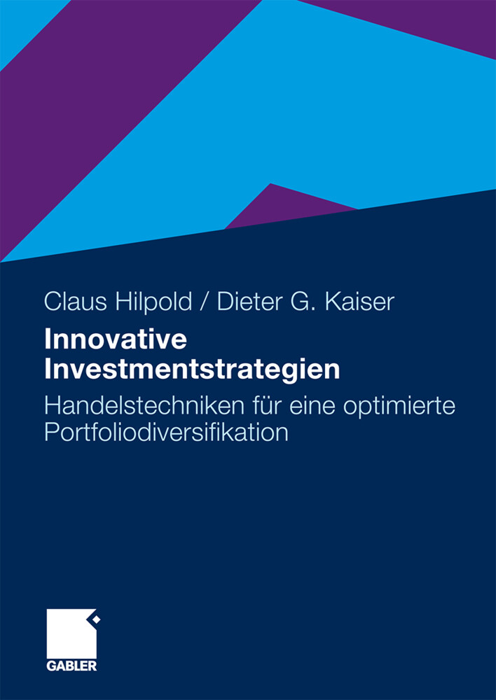 Innovative Investmentstrategien als Buch von Di...