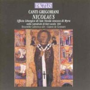 Nicolaus.Die Offizien Aus Bari