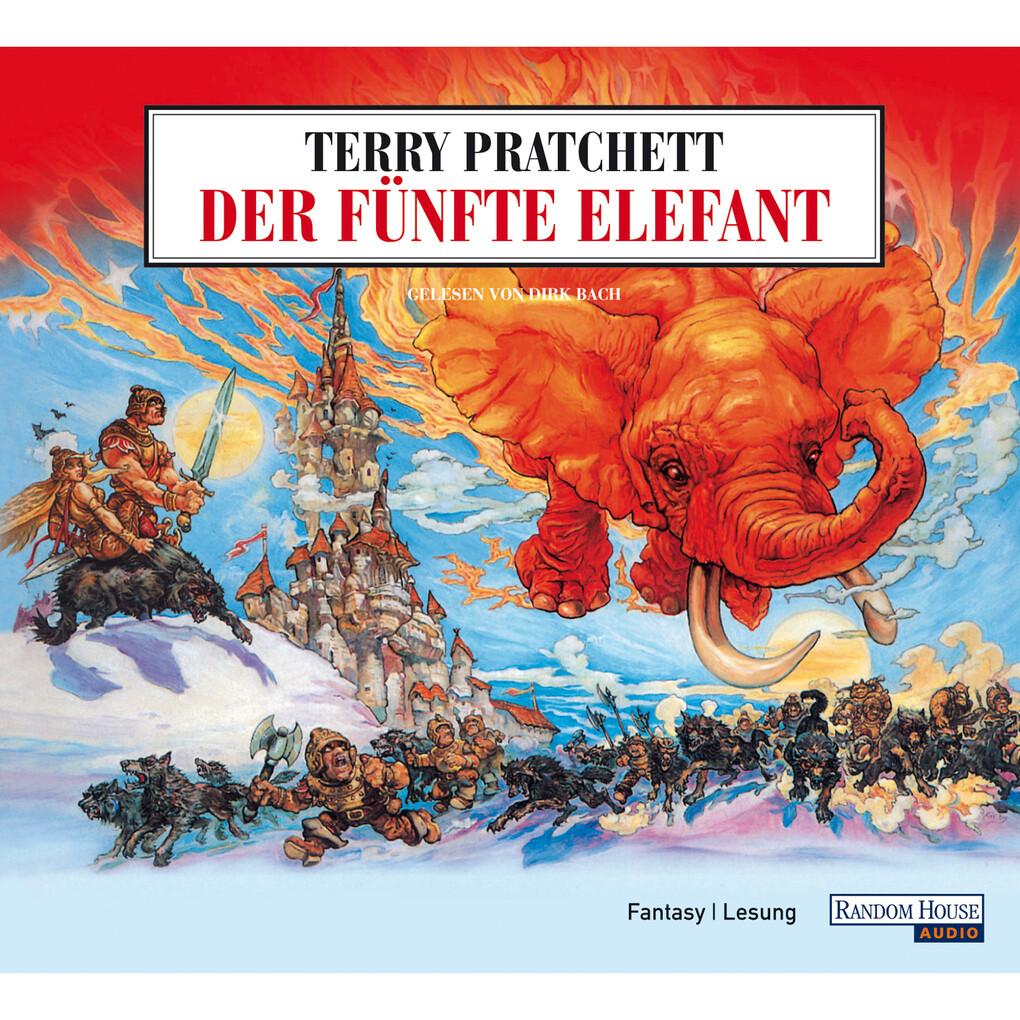 Der fünfte Elefant als Hörbuch Download