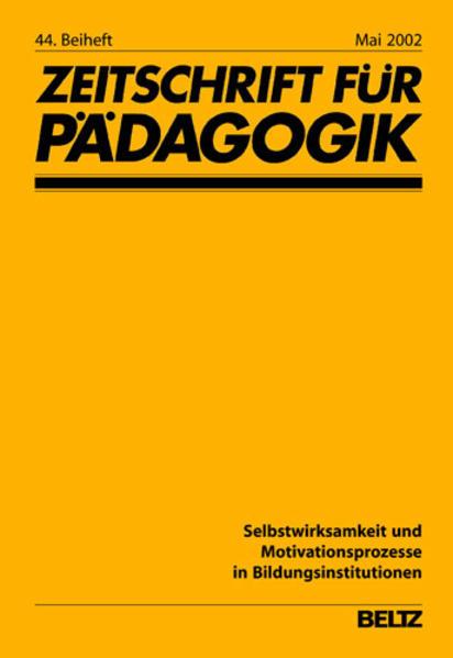 Zeitschrift für Pädagogik als Buch von