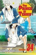 The Prince of Tennis, Volume 34