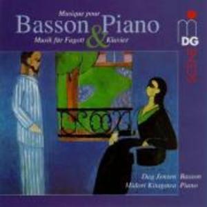 Musik Für Fagott Und Klavier