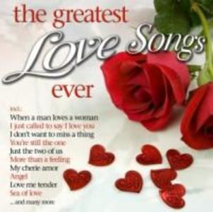Greatest Love Songs Ever,