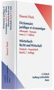 Wörterbuch der Rechts- und Wirtschaftssprache / Wörterbuch Recht und Wirtschaft Teil II: Deutsch-Französisch