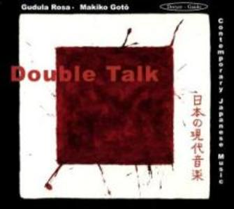 Double Talk-Zeitg.Japanische Musik