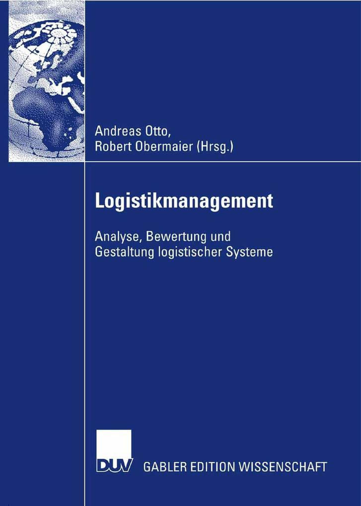 Logistikmanagement 2007 als eBook Download von