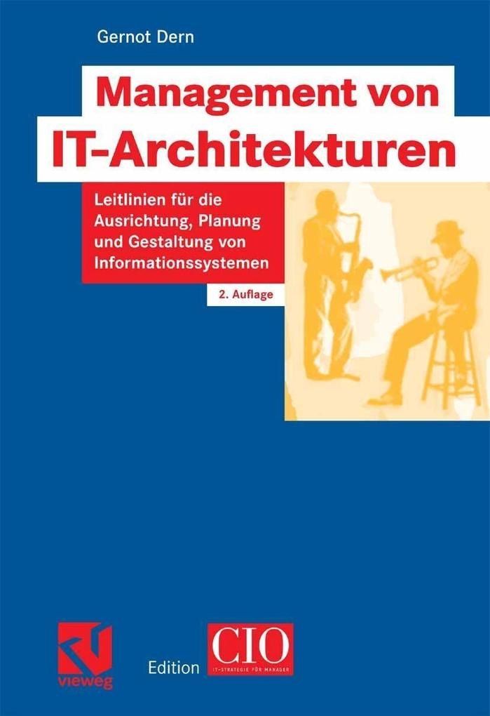 Management von IT-Architekturen als eBook Downl...