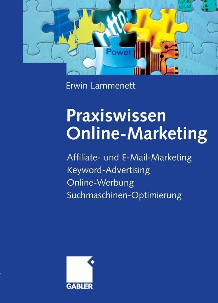 Praxiswissen Online-Marketing als eBook Downloa...