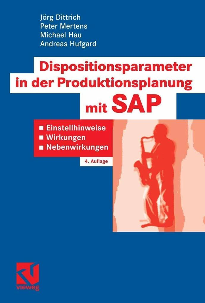 Dispositionsparameter in der Produktionsplanung...