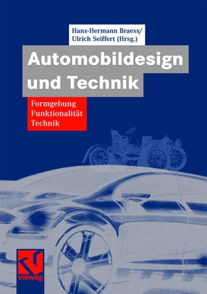 Automobildesign und Technik als eBook Download von